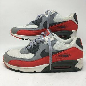 Nike Air Max 90 Mens Running Sneakers Low Top Athl